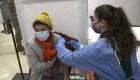 Citi Field abre como centro de vacunación en Nueva York