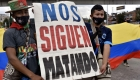 HRW: Colombia, de los más peligrosos para líderes sociales