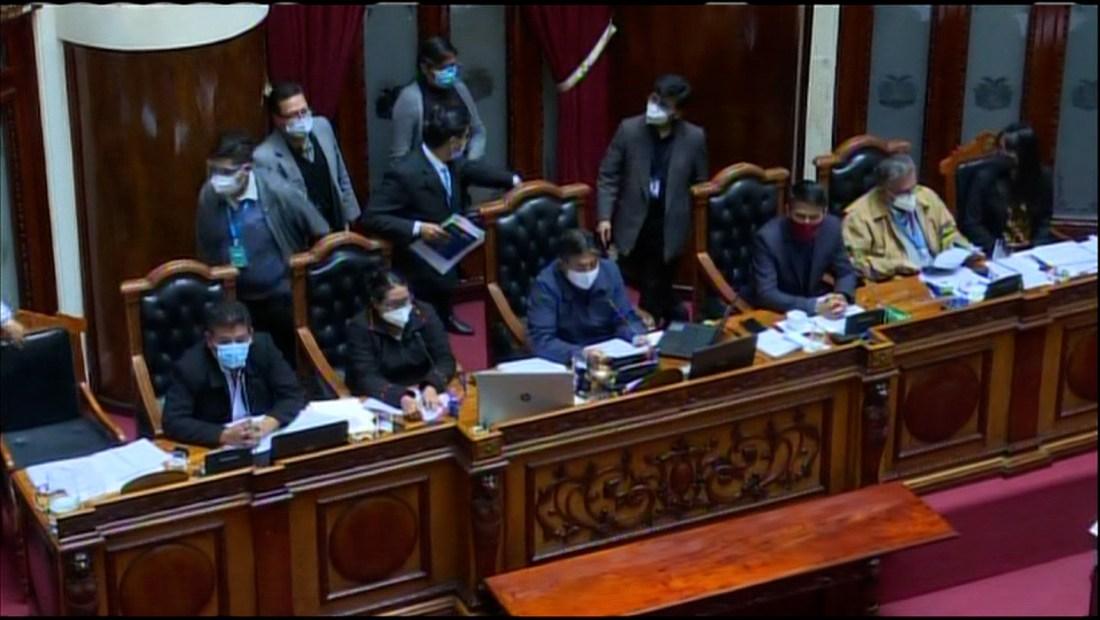 El Senado de Bolivia aprueba un decreto de indultos