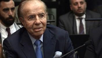 Así recuerdan algunos argentinos a Carlos Menem