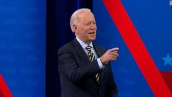 Biden proyecta 600 millones de vacunados para fines de julio
