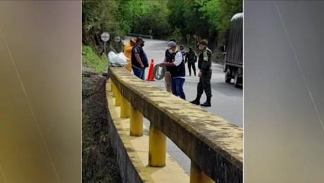 Conmoción por el crimen de un joven arrojado desde un puente