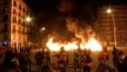 Españoles reaccionan a marchas por Pablo Hasél