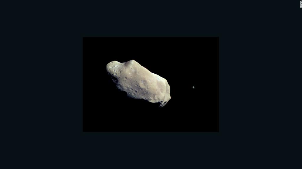 Descubren casi 3.000 asteroides en 2020
