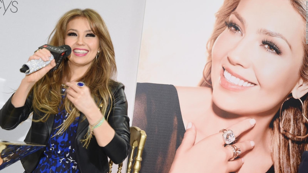 Thalía y el aguacate te quieren sano