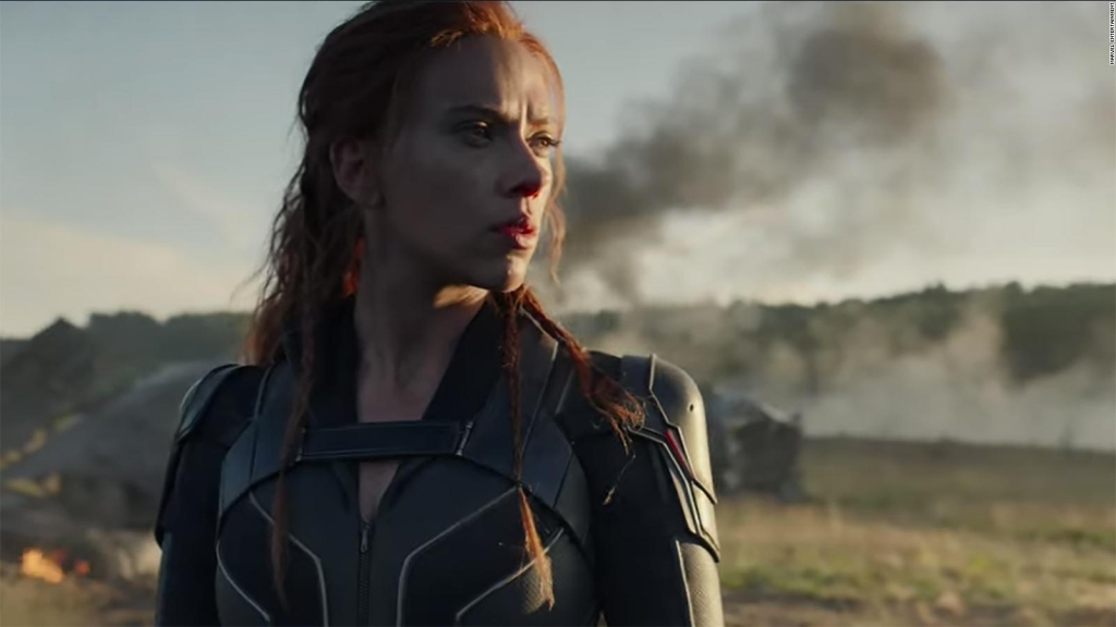 """Black widow"": Simultaneous debut on Disney + and in theaters"