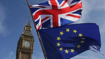 El Reino Unido en jaque: ¿es Brexit, o la pandemia?