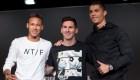 Messi, Neymar y Cristiano, en la mira del Inter Miami CF