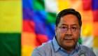 Luis Arce: Encontramos una Bolivia en quiebra