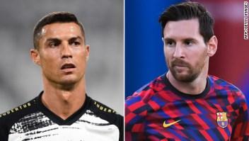 Koeman habló sobre Messi y Cristiano Ronaldo