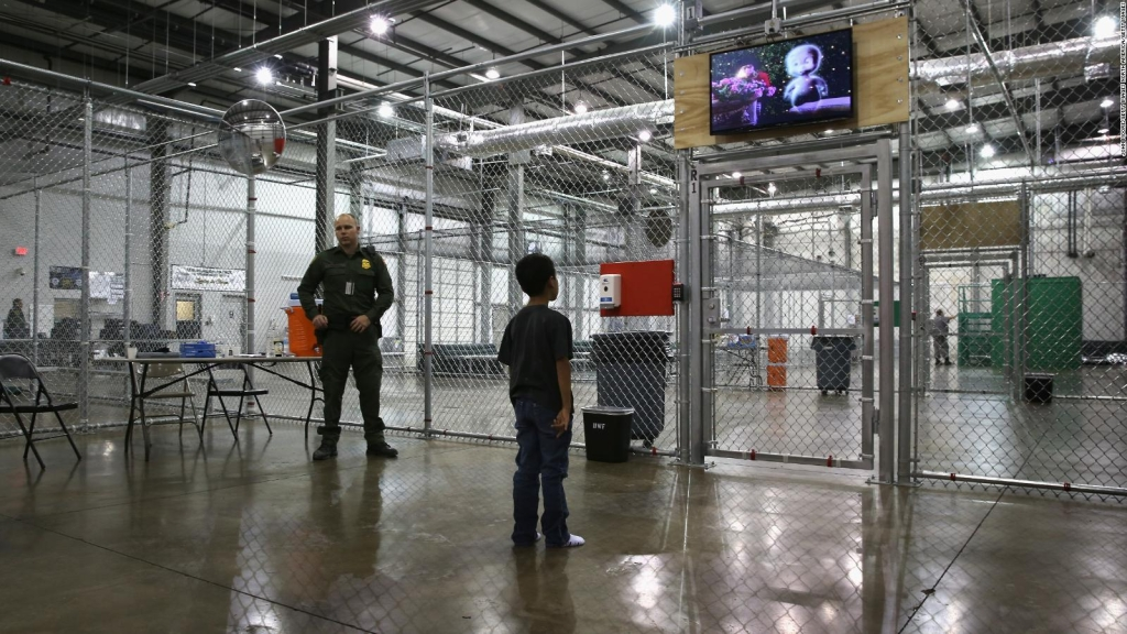 Aumenta el número de menores que cruzan solos a EE.UU.