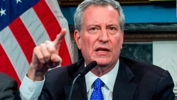 Bill de Blasio: Debes ayudar a los demás neoyorkinos