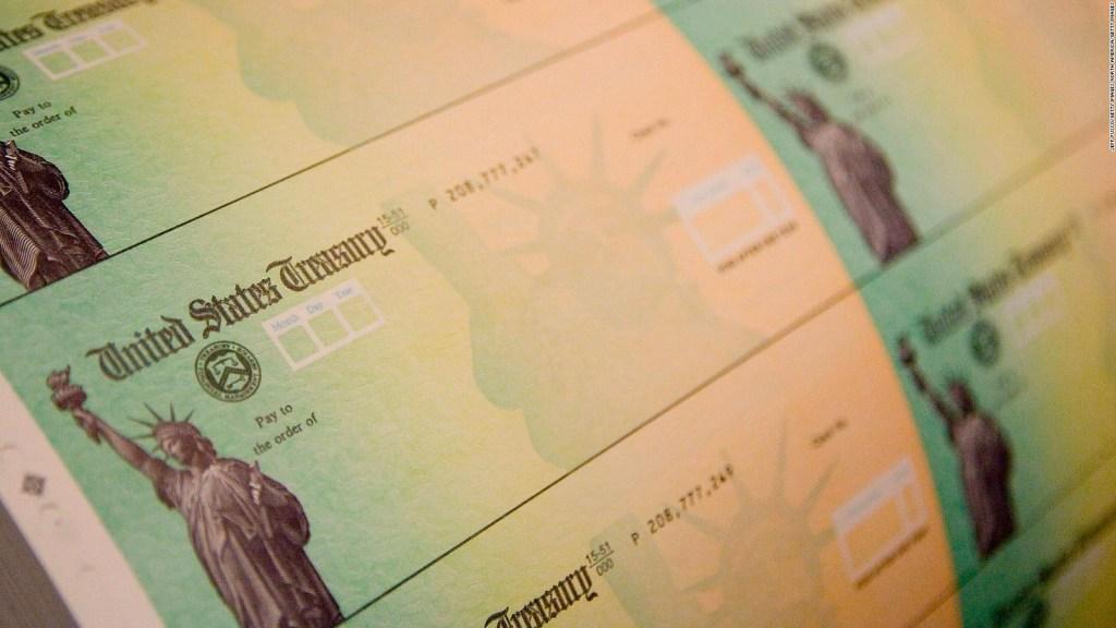 ¿Cuánto podría recibir con el nuevo paquete de estímulo en EE.UU.?