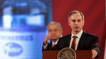López-Gatell: Medios publican lo triste de la pandemia