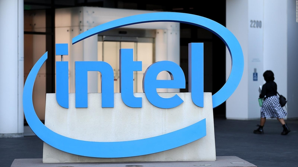 Intel is investing millions in chip factories in the United States.