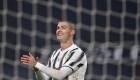 El momento agridulce de Cristiano Ronaldo en la Juventus