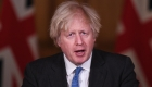 Boris Johnson no comenta la entrevista de Harry y Meghan