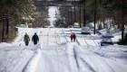 EE.UU.: de frio extremo a calor récord