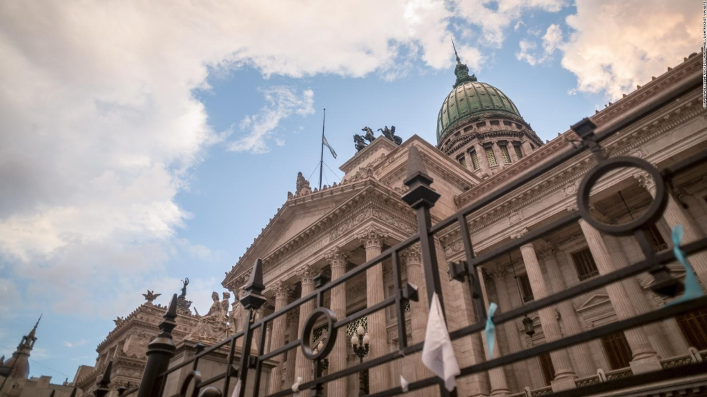 Alberto Fernández inaugura sesiones en el Congreso