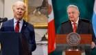 Biden y López Obrador se reúnen de forma virtual