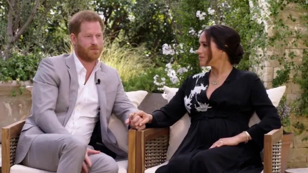 Mira el primer adelanto de la entrevista a Harry y Meghan