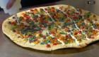 ¿Comerías una pizza con cereales arriba?