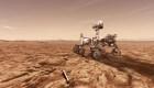Increíbles fotos del perseverante rover de Marte