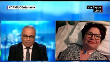 Eutanasia en Perú: ¿se aprobará tras caso de Ana Estrada?