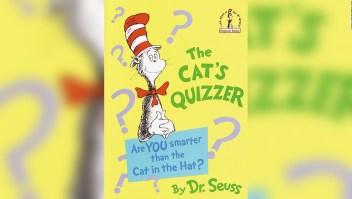 Dejan de publicar seis libros de Dr. Seuss