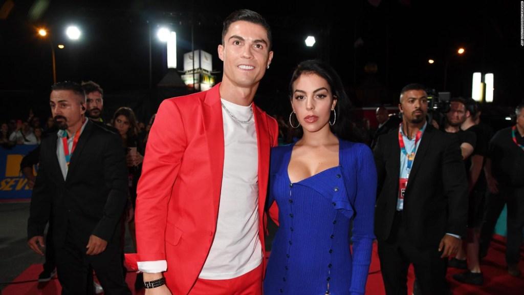 Las extravagantes obras de arte de Cristiano Ronaldo