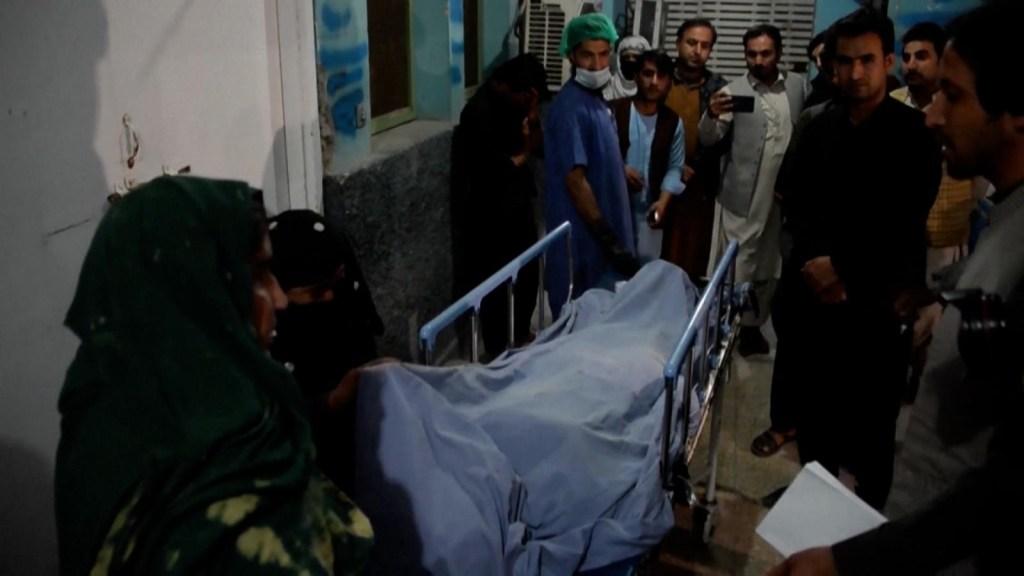 Asesinan a 3 comunicadoras en Afganistán