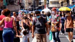 Aumento en casos de covid-19 en Brasil, posibles medidas