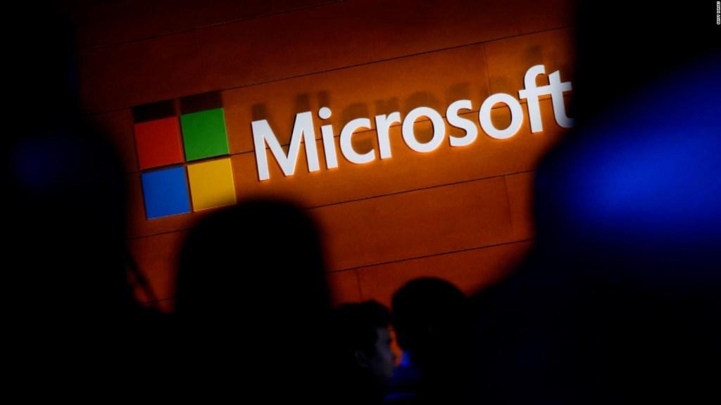 Microsoft sufre un hackeo en su software
