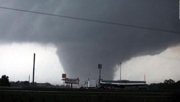 Pronostican tornados y mal tiempo en EE.UU.