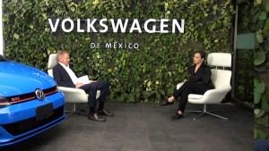 Presidente de VW México habla sobre la reforma eléctrica