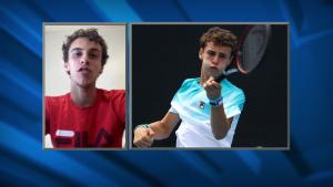 Cerúndolo cuenta cómo celebró triunfo en el Córdoba Open