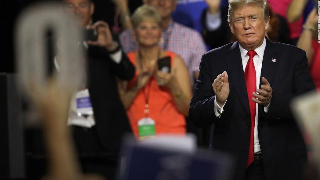 QAnon se aferra a que Trump juramentaría este 4 de marzo