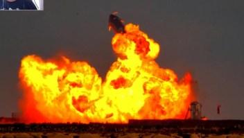 SpaceX aterriza prototipo de Starship por primera vez, y luego explota