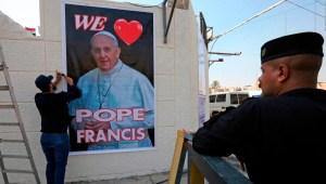Los objetivos de la visita del papa a Iraq