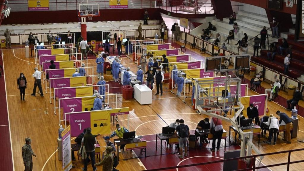 Buenos Aires pide revisar la distribución de vacunas