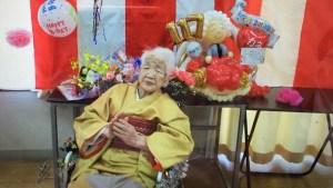 Imparable, con 118 años llevará la antorcha olímpica