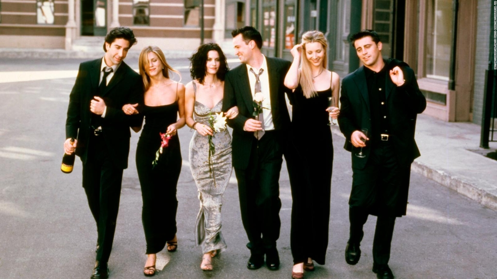 "David Schwimmer anuncia la vuelta de ""Friends"""
