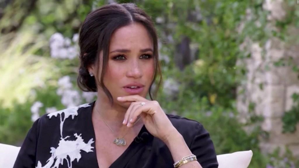 Meghan sobre Buckingham: Ahora puedo hablar por mí misma