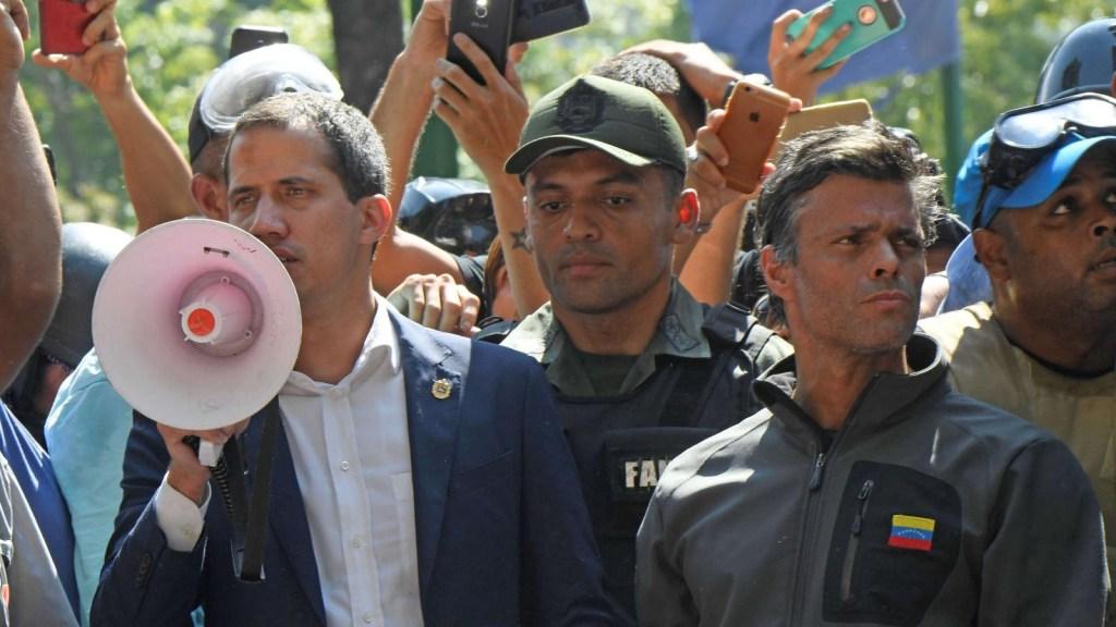 Guaidó: La mejor herramienta de lucha es la unión de los factores internos