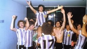 Visita la casa museo de Maradona