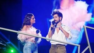 Lo nuevo de Camilo y Evaluna Montaner