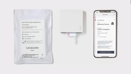 FDA autoriza un test casero para detectar el covid-19