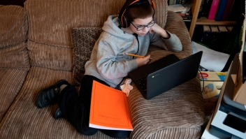 ¿Podrían las clases virtuales ser la nueva norma?