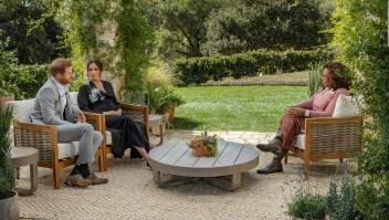 Meghan y Harry con Oprah: CBS muestra nuevas revelaciones