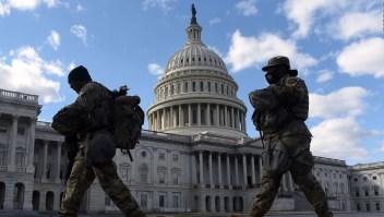 Termina el turno de la Guardia Nacional de California de proteger el Capitolio